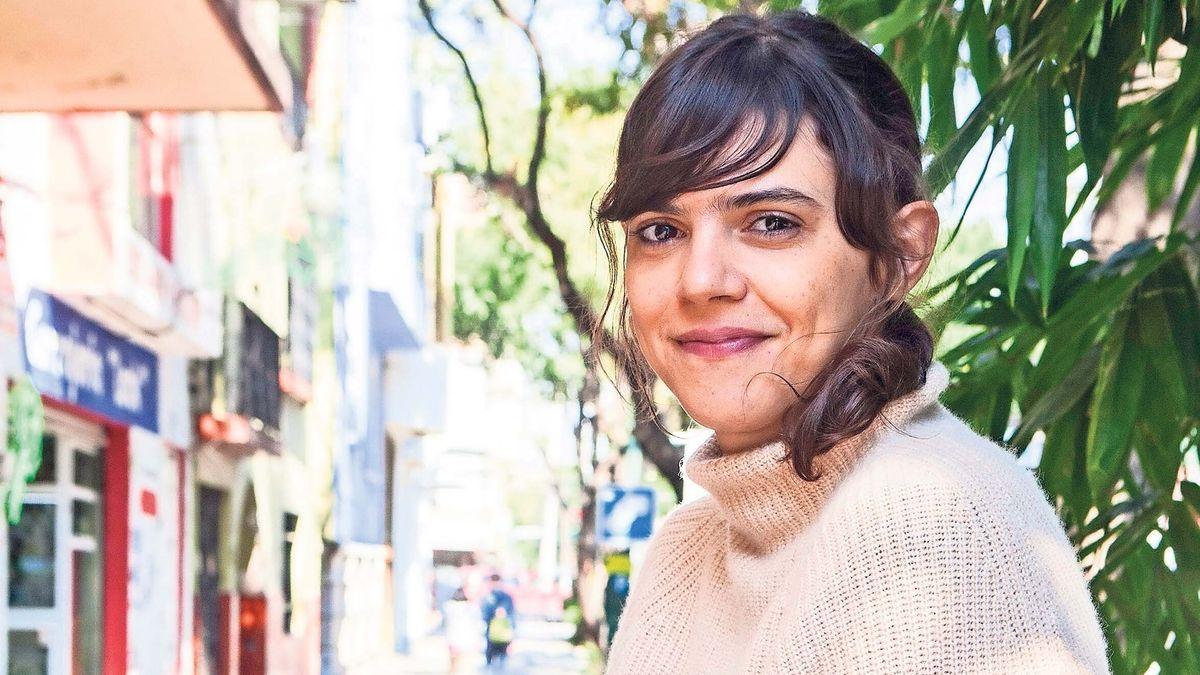 Mexikanische Autorin im Porträt