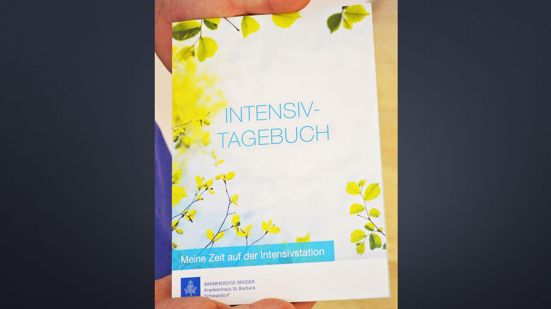 Die Idee des Intensivtagebuchs greifen jetzt auch andere Krankenhäuser auf, was das St. Barbara-Team sehr freut.