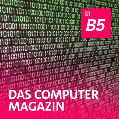 Podcast Cover Das Computermagazin | © 2017 Bayerischer Rundfunk