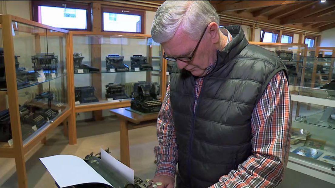 Schreibmaschinenmuseum Bayreuth muss umziehen