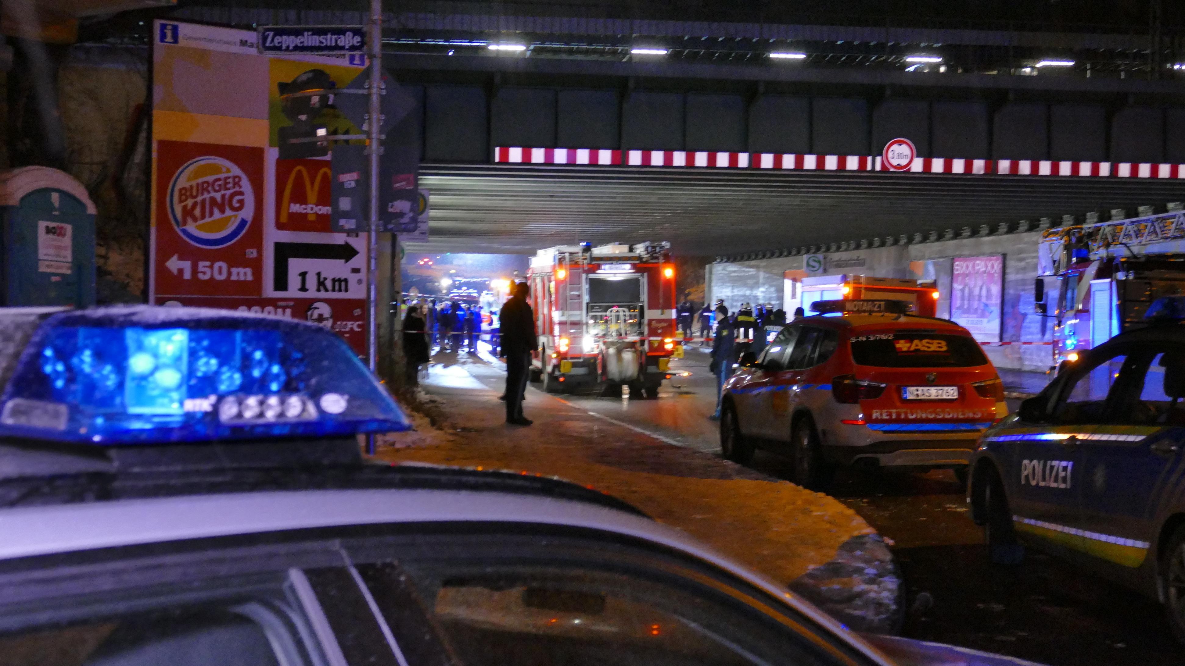 Festnahme nach tödlicher Auseinandersetzung in Nürnberg