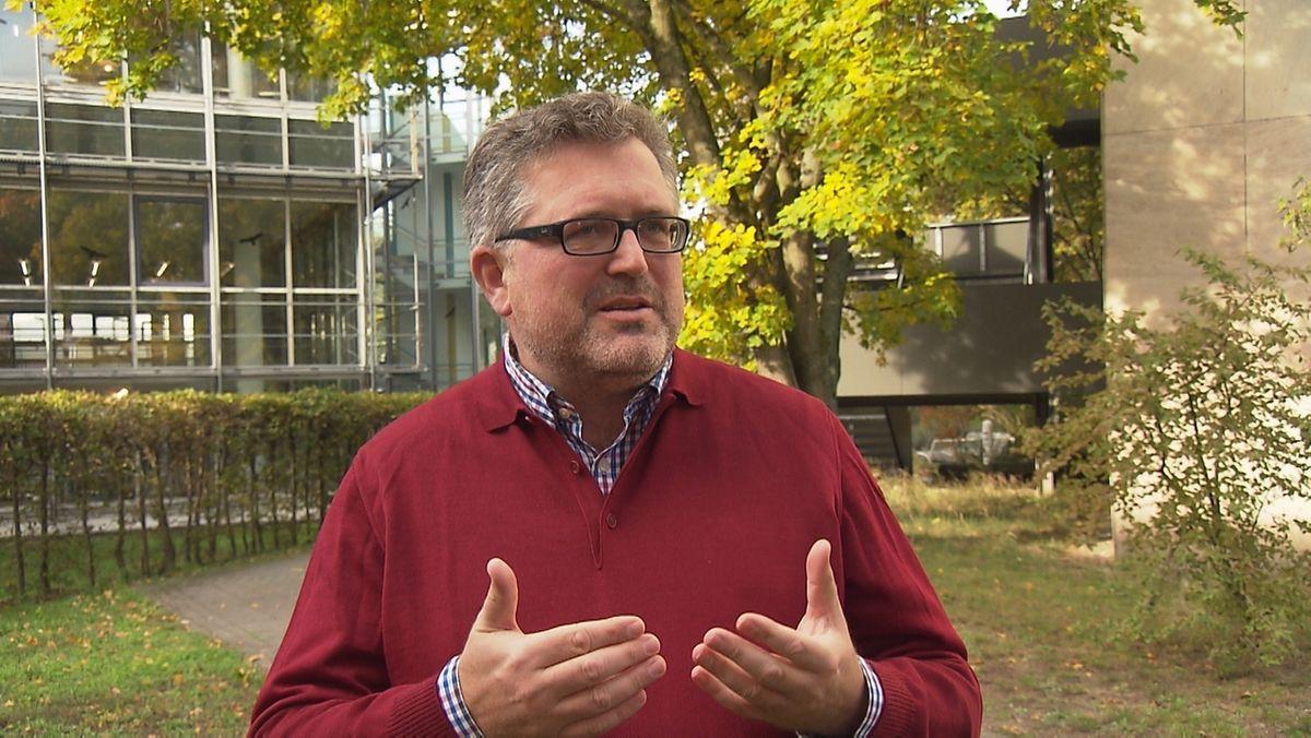 Hans Kudlich, Professor für Strafrecht an der Uni Erlangen