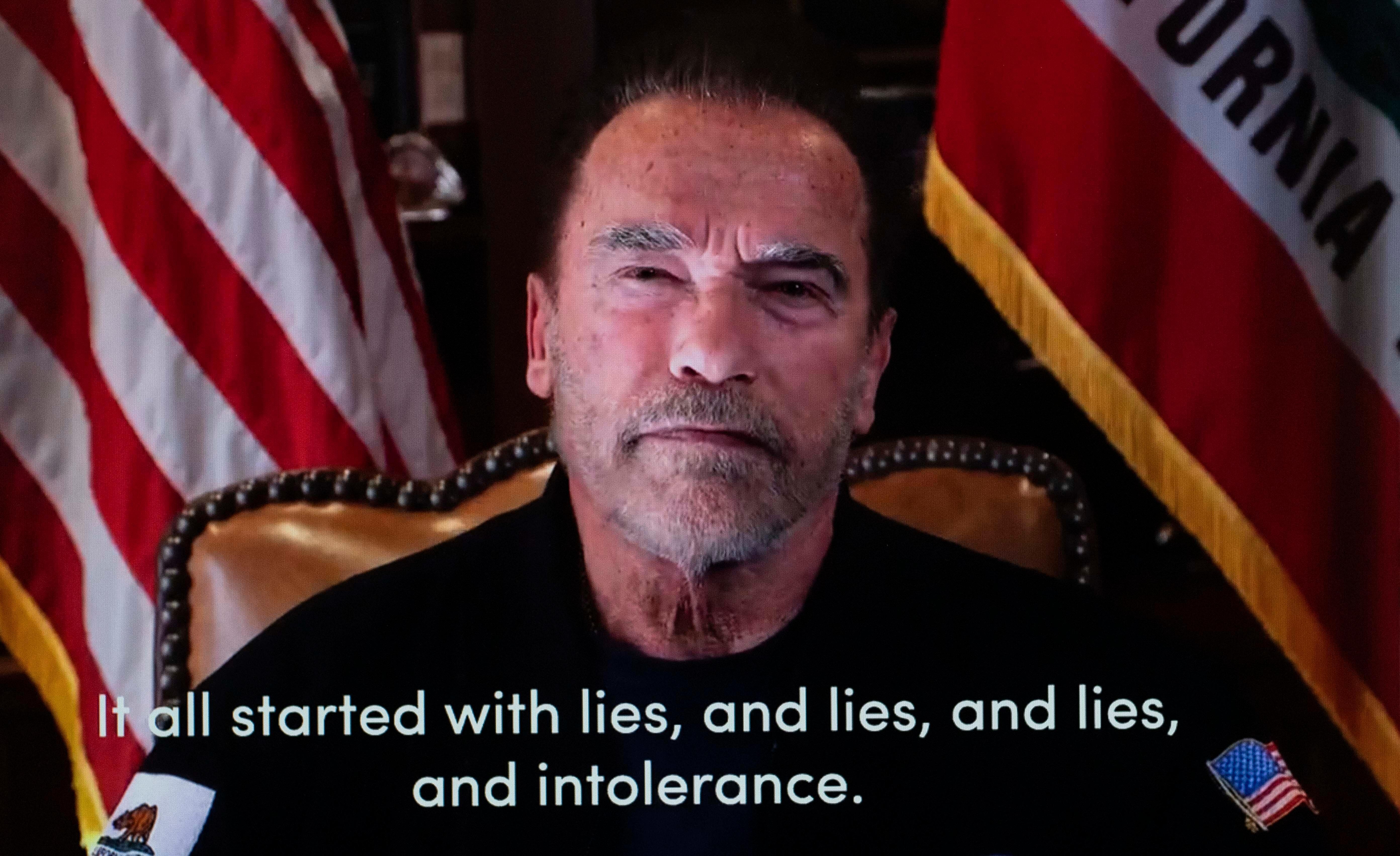 Arnold Schwarzenegger: Hält Donald Trump für den schlechtesten Präsidenten aller Zeiten