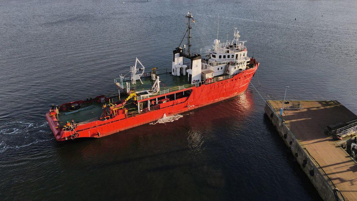 """Die """"Sea-Eye 4"""" soll als weiteres Schiff der Seenotrettungsorganisation Menschen vor dem Ertrinken retten."""