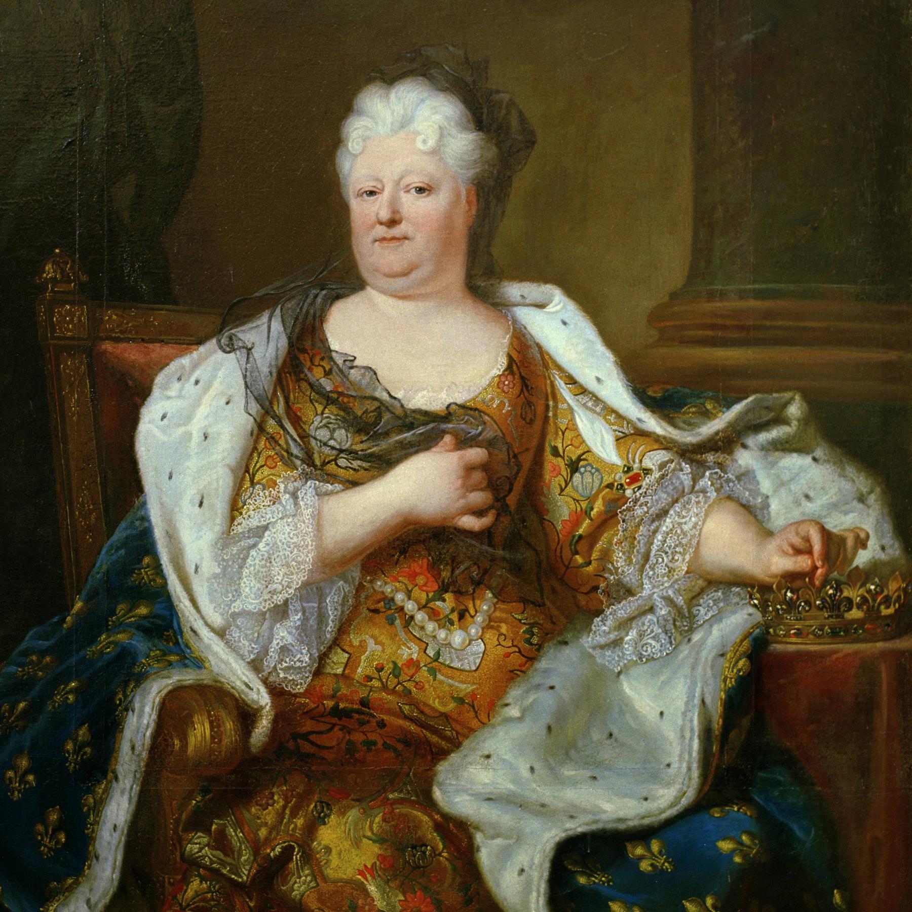 #01 Liselotte von der Pfalz - Ungeschminktes aus Versailles