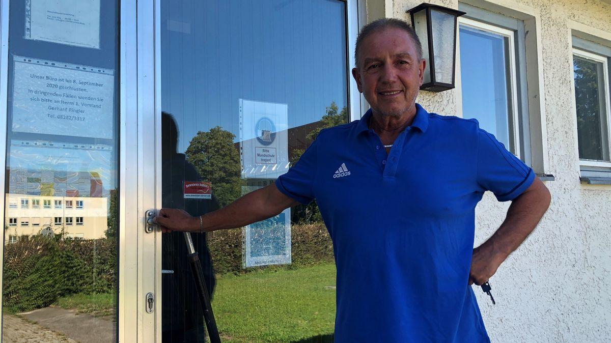 Thomas Tuchels ehemaliger Sportlehrer, Hans Komm.