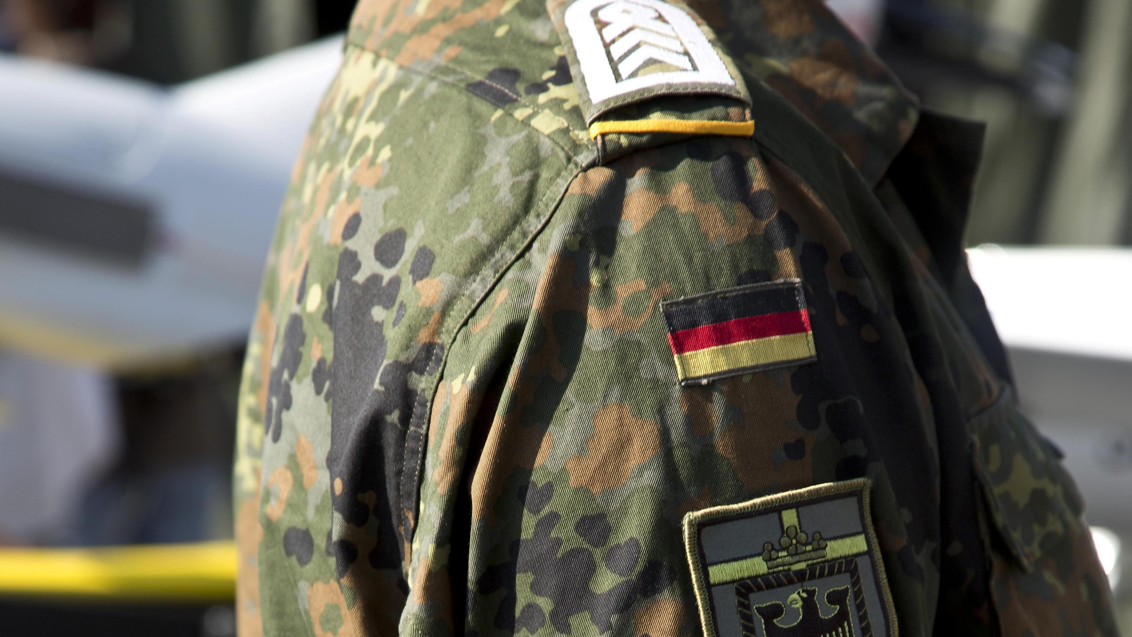 Oberstabsfeldwebel der Bundeswehr: Abzeichen