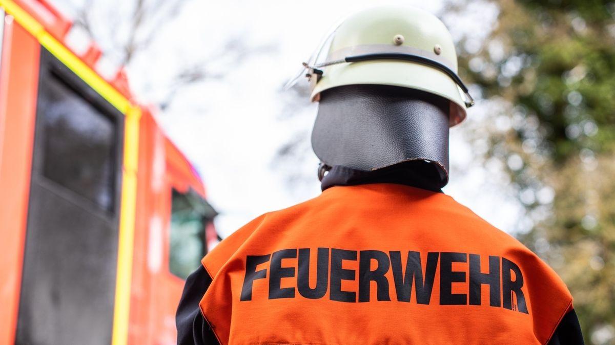 Symbolbild: Feuerwehr-Einsatzkraft
