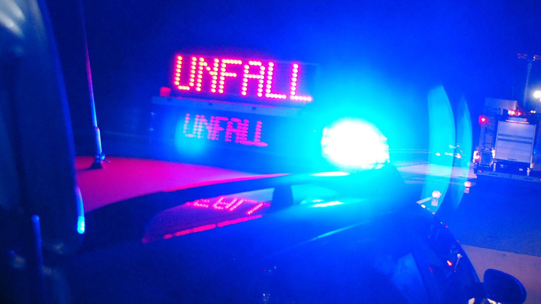 Symbolbild Blaulicht der Polizei
