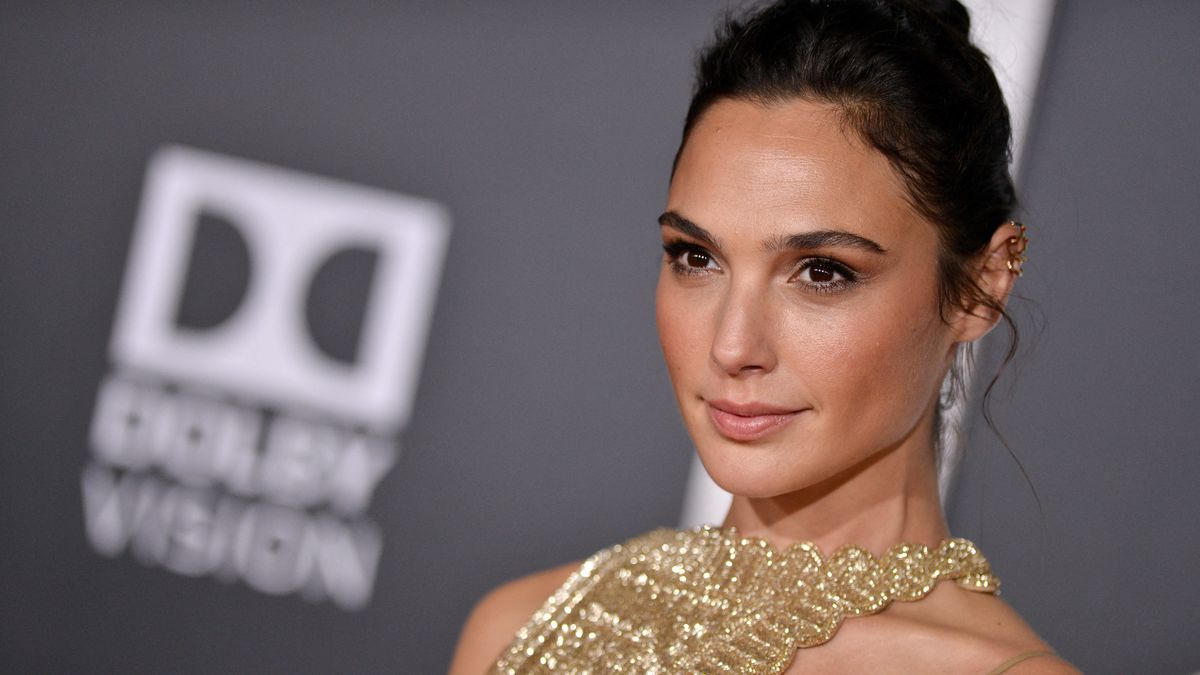 Porträt der israelischen Schauspielerin
