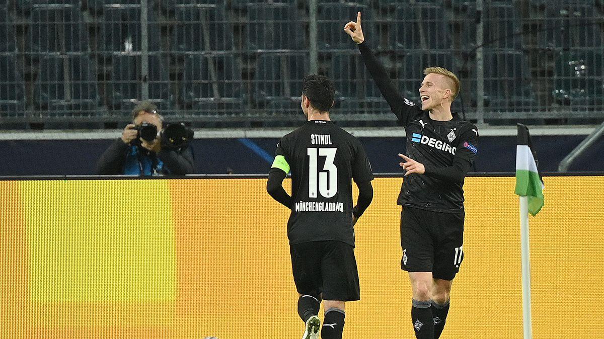 Borussia M'Gladbach feiert weitern Champios League-Sieg
