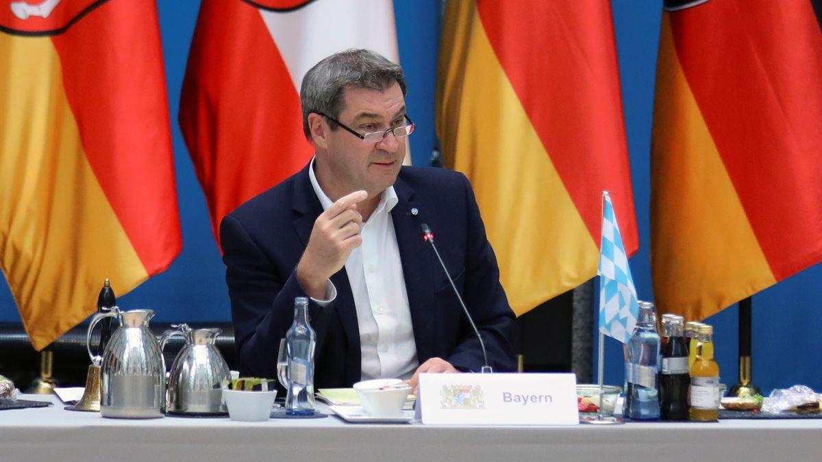 Archivbild: Der bayerische Ministerpräsident und CSU-Chef Markus Söder