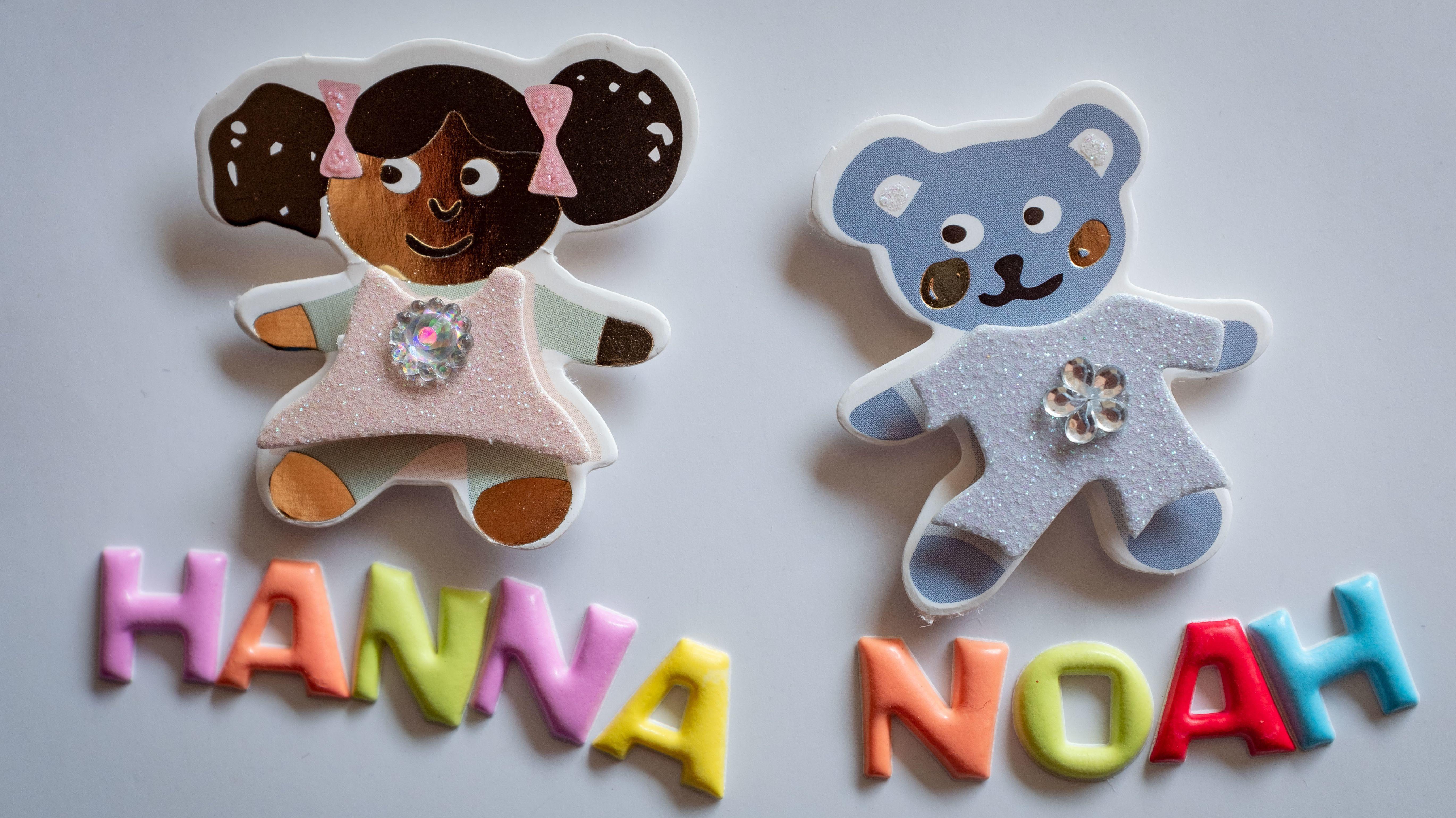Hanna, Emma und Noah sind die Vornamen des Jahres.