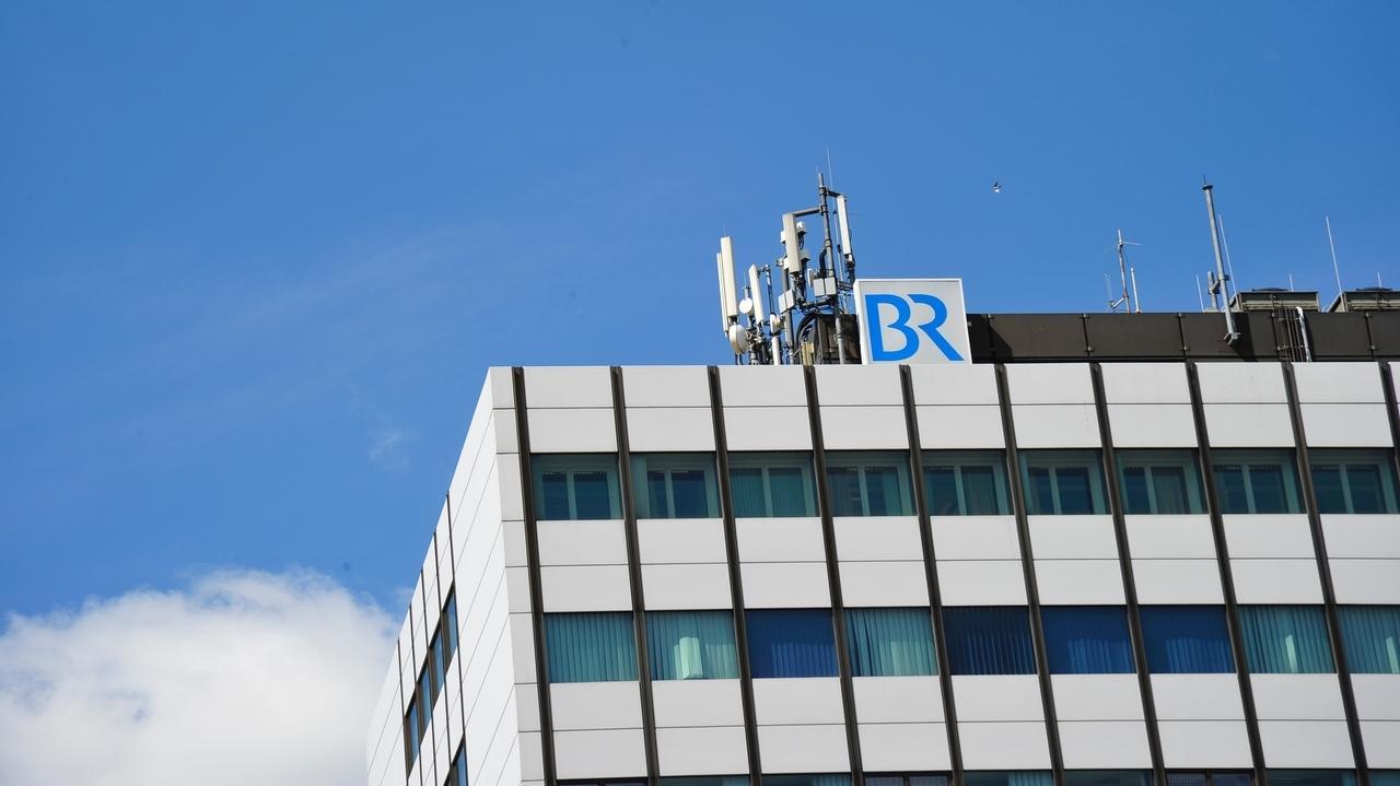 Das BR-Regionalstudio Mainfranken im neunten Stock des Posthochhauses Würzburg