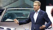 BMW-Chef Zipse auf der IAA in Frankfurt | Bild:picture alliance