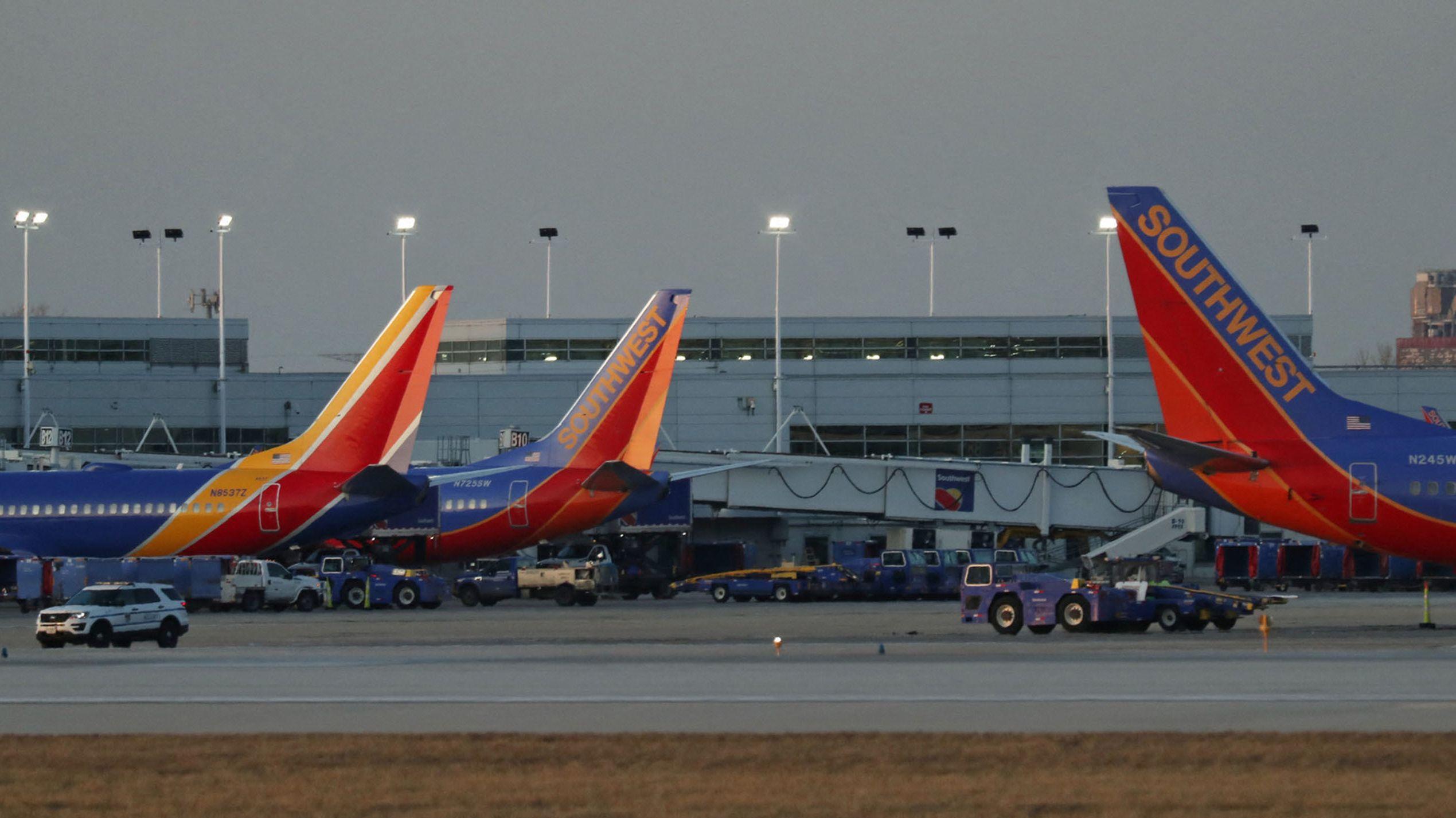 Flugzeuge (Symbolbild)