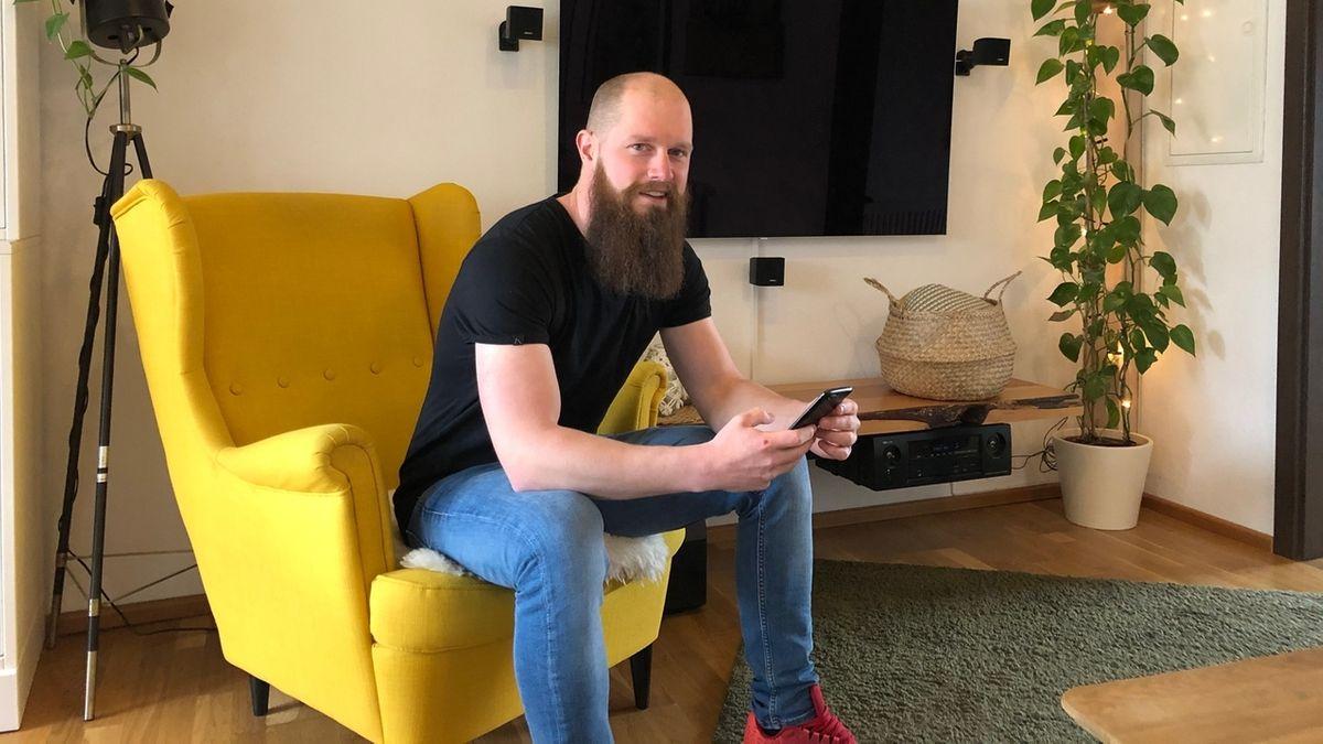 Chris Martens aus Diebach hat die App entwickelt