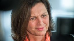 Ilse Aigner (CSU), Staatsministerin für Wohnen, Bau und Verkehr | Bild:dpa-Bildfunk/Peter Kneffel
