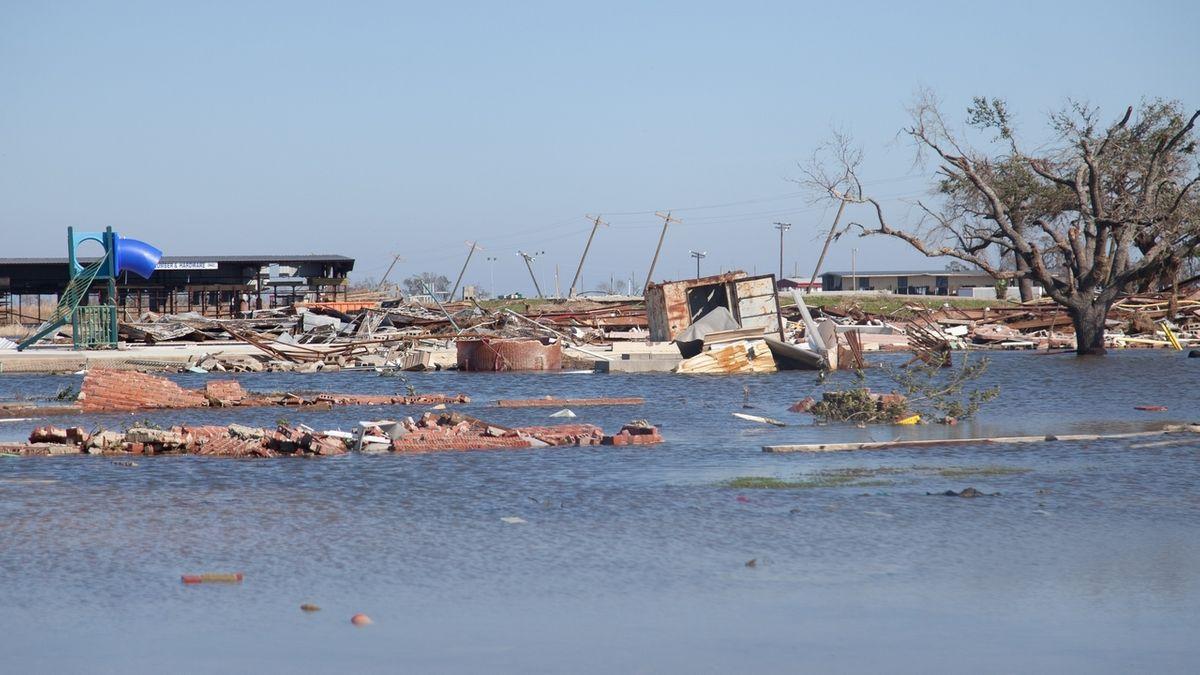 """Nach dem Hurrikan """"Delta"""" - zahlreiche Verwüstungen an der Küste"""