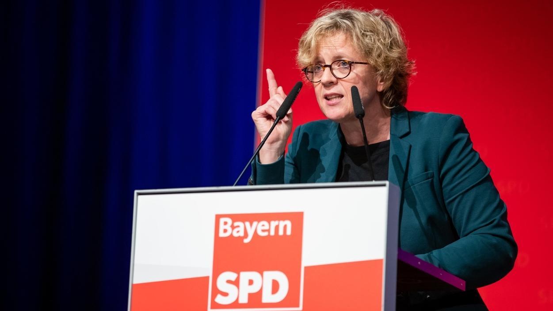 Natascha Kohnen, SPD