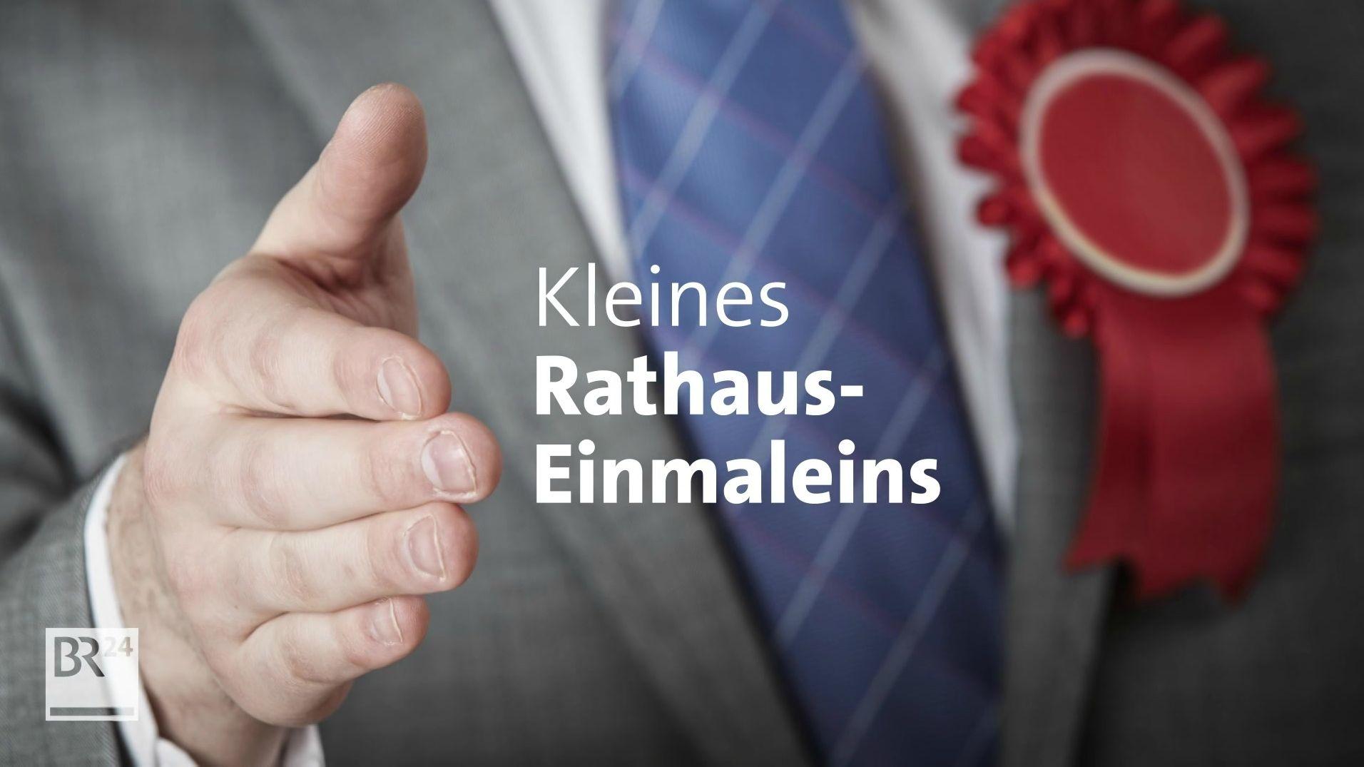"""Ehrenamt oder Hauptberuf? Bürgermeister ist ein Vollzeit-Job: So fordernd, dass ihn auch in Bayern immer weniger Rathauschefs """"nebenbei"""" machen wollen."""