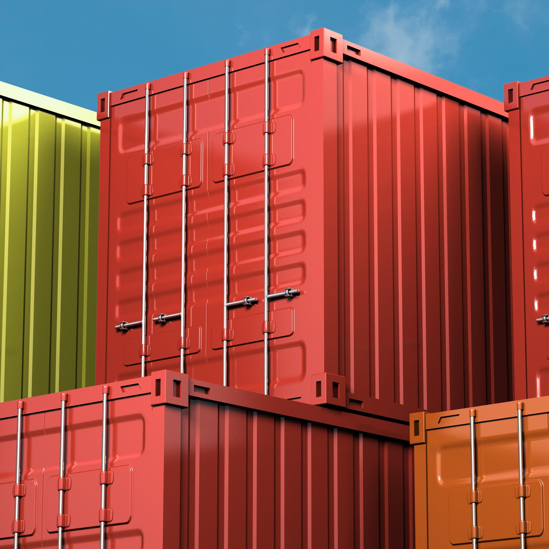 Container - Revolution im Welthandel