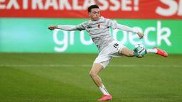 Ruben Vargas, FC Augsburg   Bild:picture alliance / augenklick / Marcel Engelbrecht