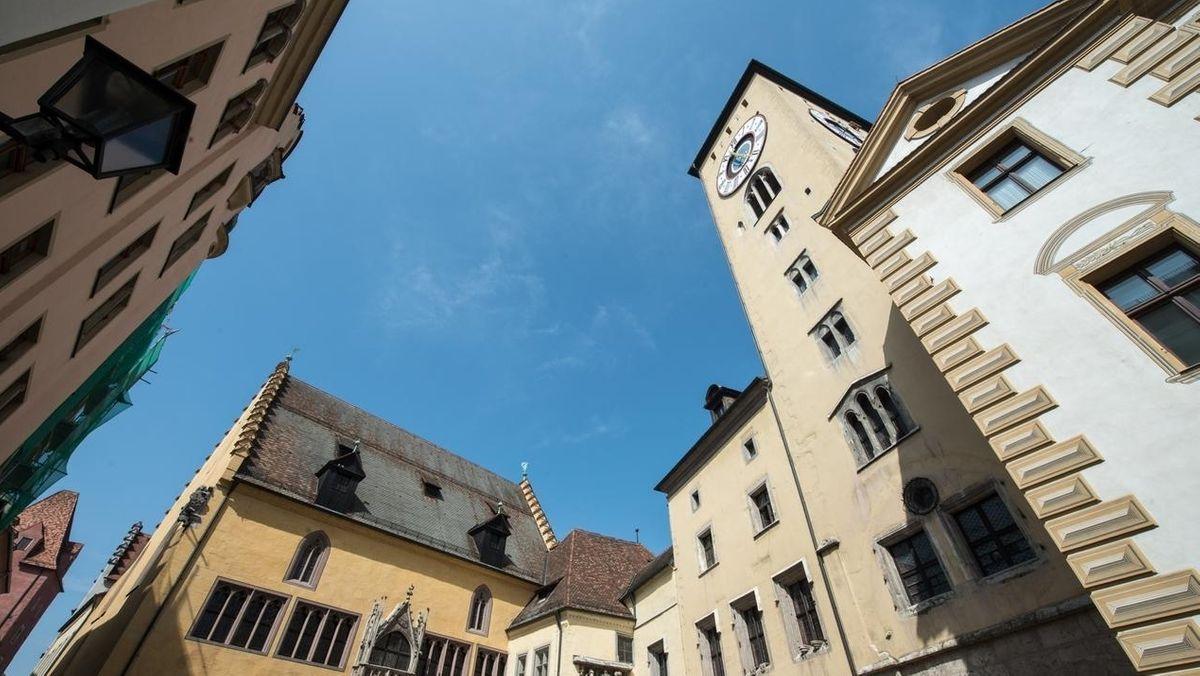 Bild von Rathaus Regensburg
