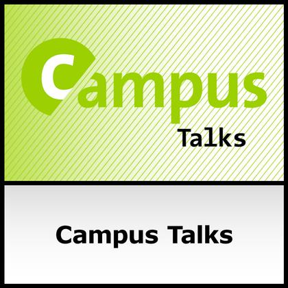 Podcast Cover Campus TALKS | © 2017 Bayerischer Rundfunk