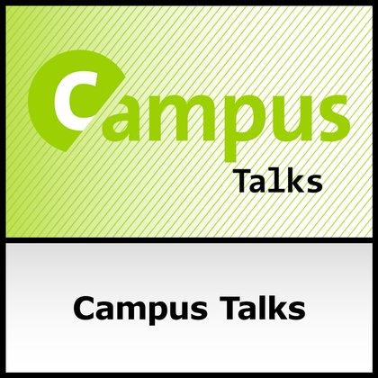 Podcast Cover Campus TALKS   © 2017 Bayerischer Rundfunk