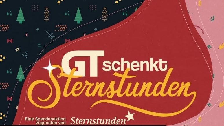 Logo GameTube schenkt Sternstunden