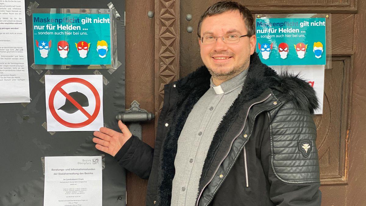 Pfarrer Alexander Dyadyschenko aus Rötz