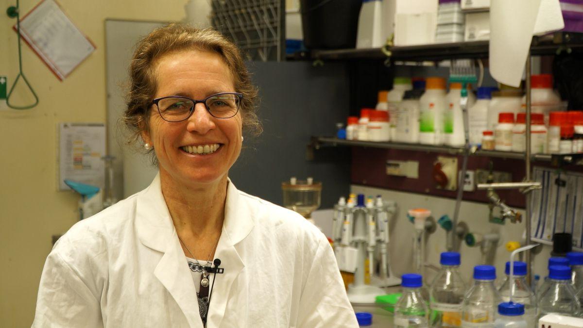 Prof. Dr. Antje Baeumner vom Institut für Analytische Chemie der Uni Regensburg.