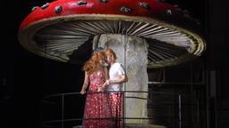 John Fords Inzest-Drama opulent bebildert | Bild:Hans Jörg Michel/Deutsche Oper am Rhein
