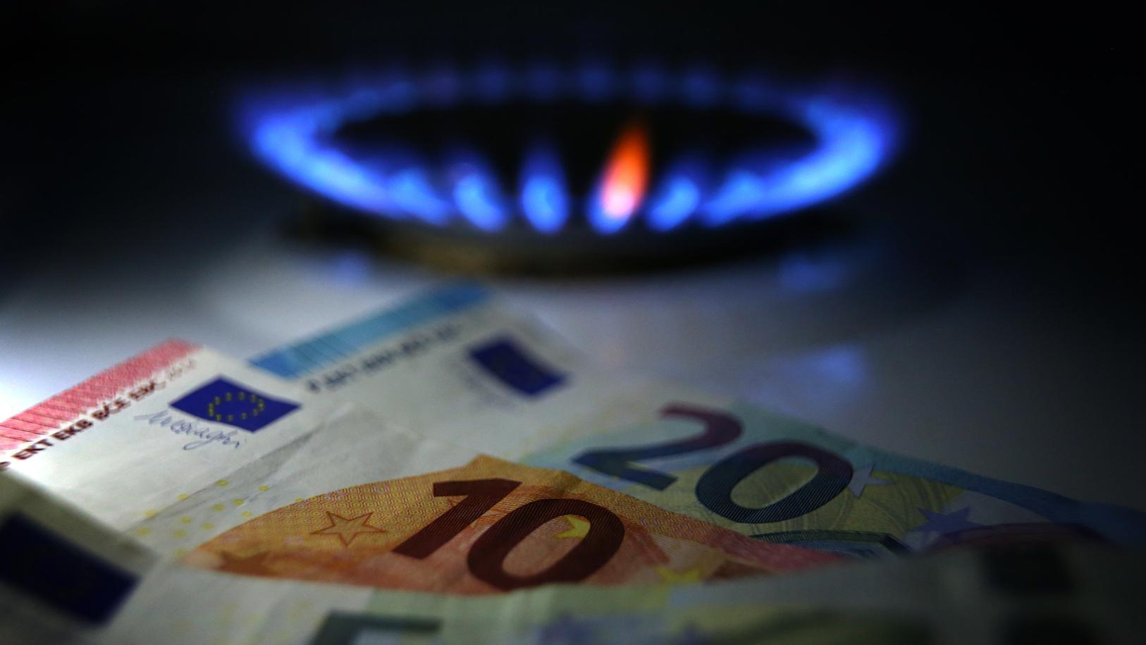 Die Preise für Gas gehen im kommenden Jahr in die Höhe.