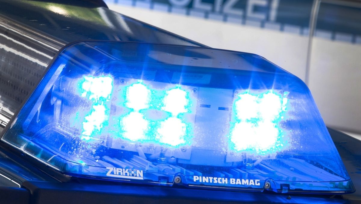 Illustration Polizeieinsatz