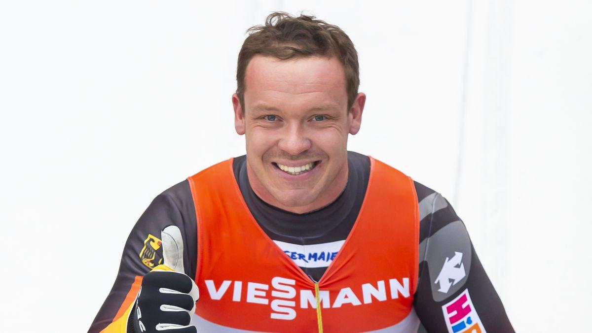 Rodel-Olympiasieger Felix Loch