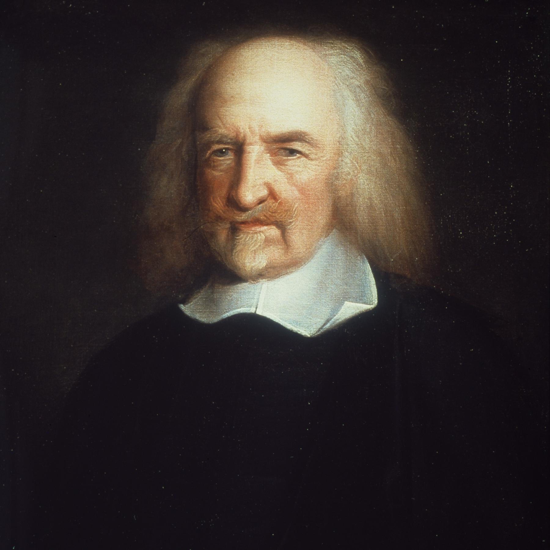 Der Philosoph Thomas Hobbes - Der Mensch ist dem Menschen ein Wolf