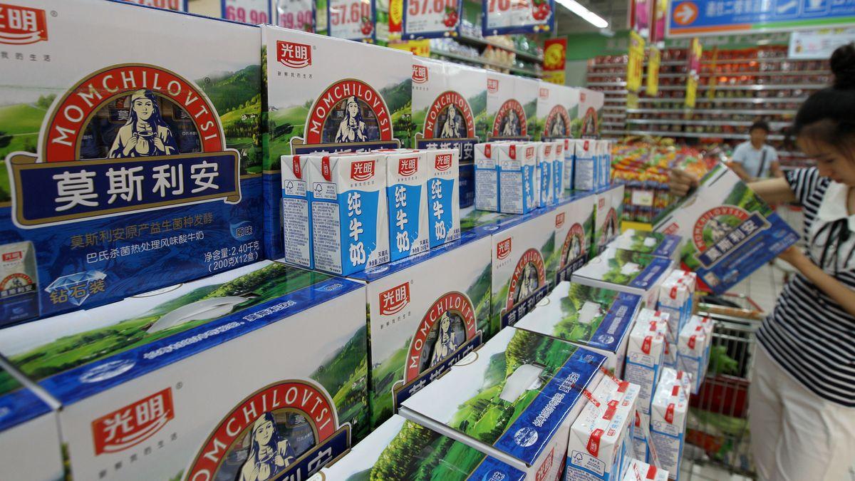 Chinesen lieben bulgarischen Joghurt