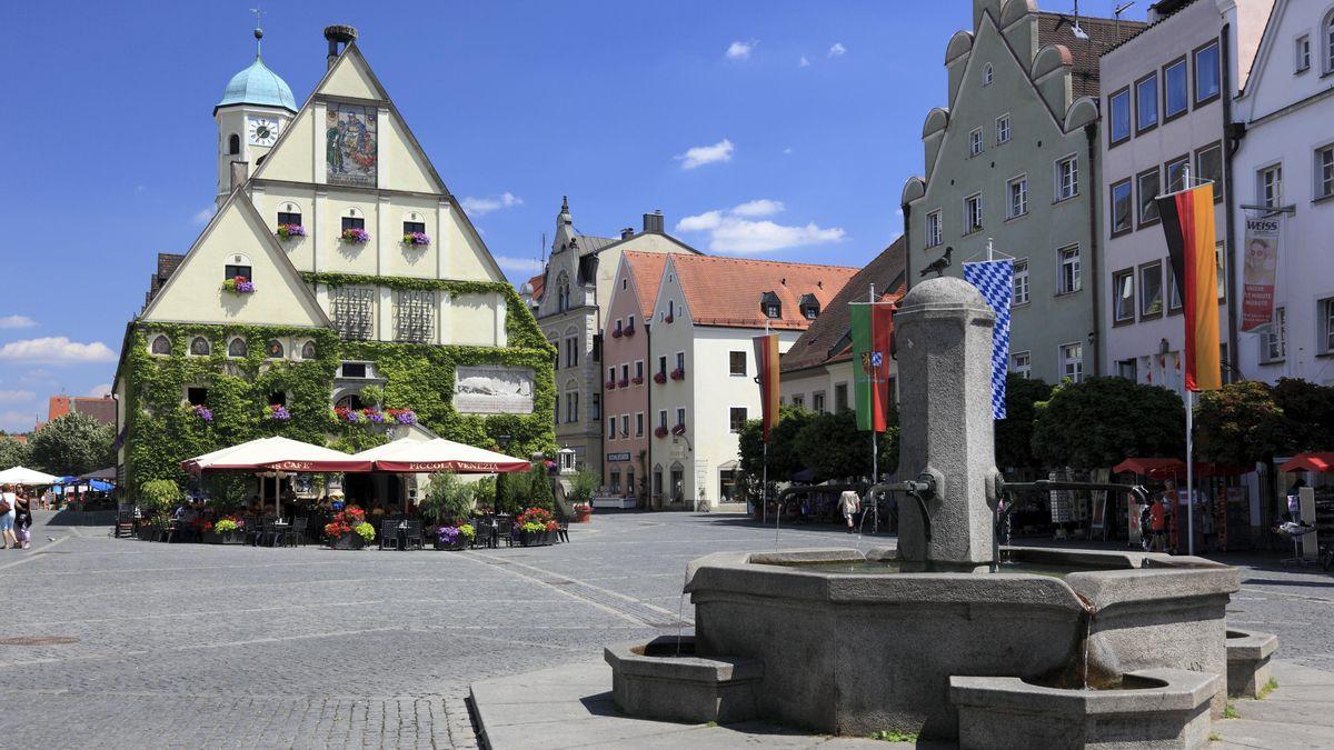 Das gemeinsame Testzentrum des Landkreises Neustadt/Waldnaab und der Stadt Weiden startet am Donnerstag.