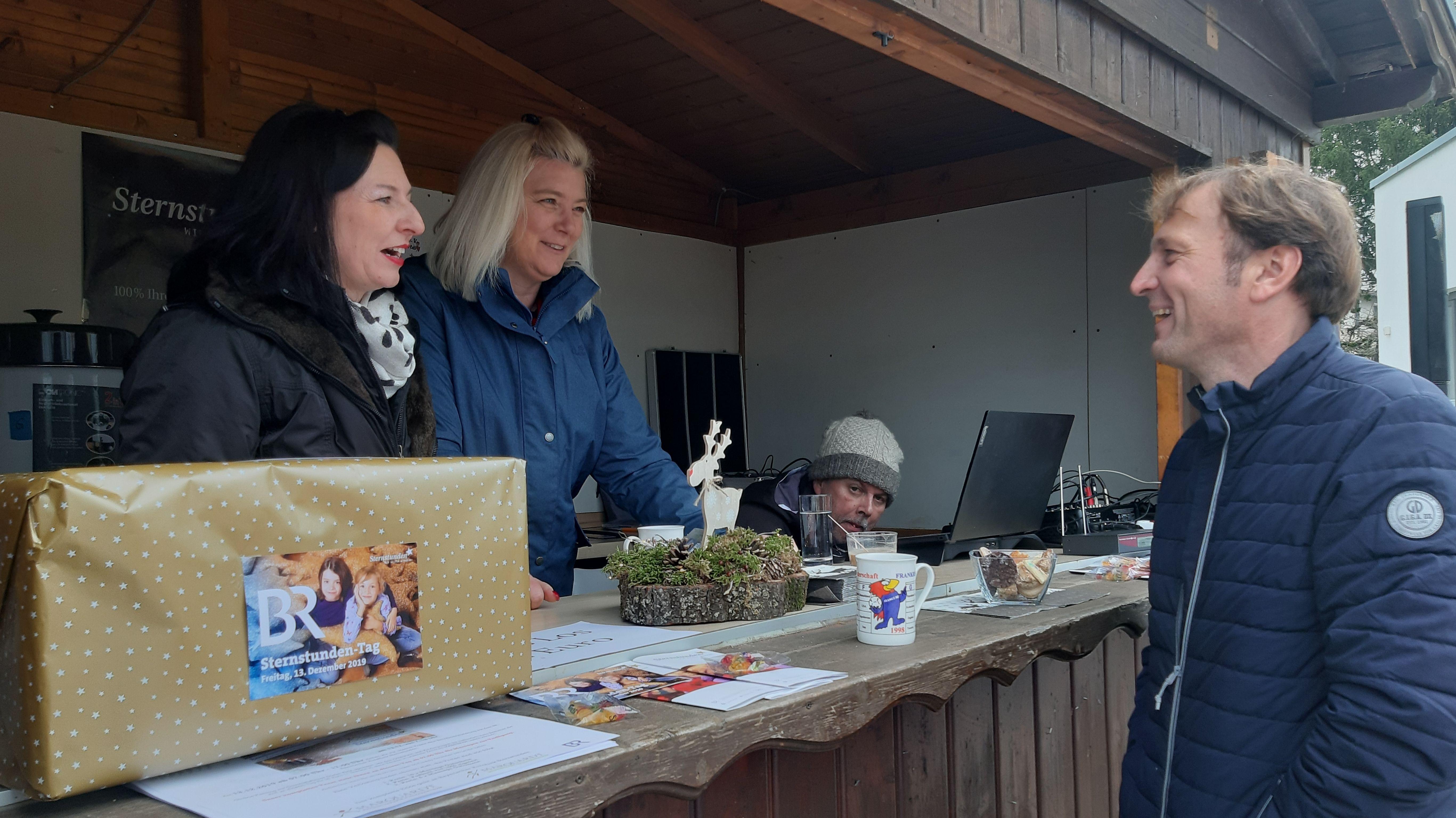 In Niederbayern werden Spenden für die BR-Sternstunden gesammelt