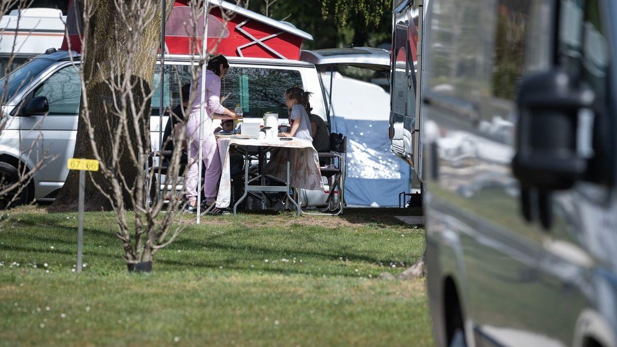 Hotel- und Campingplätze öffnen wieder