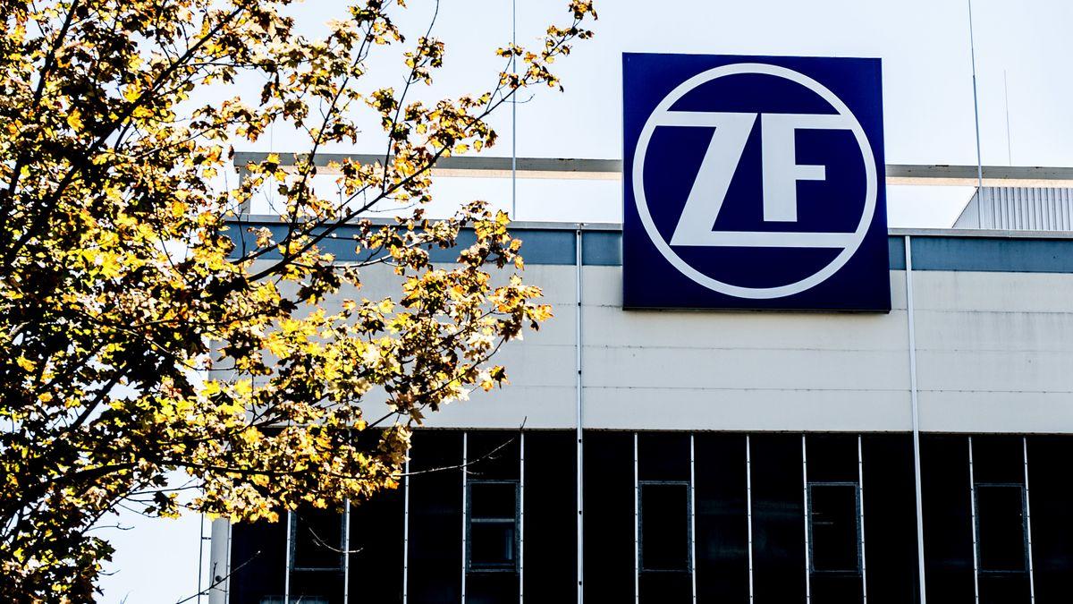Automobilzulieferer ZF (Symbolbild)