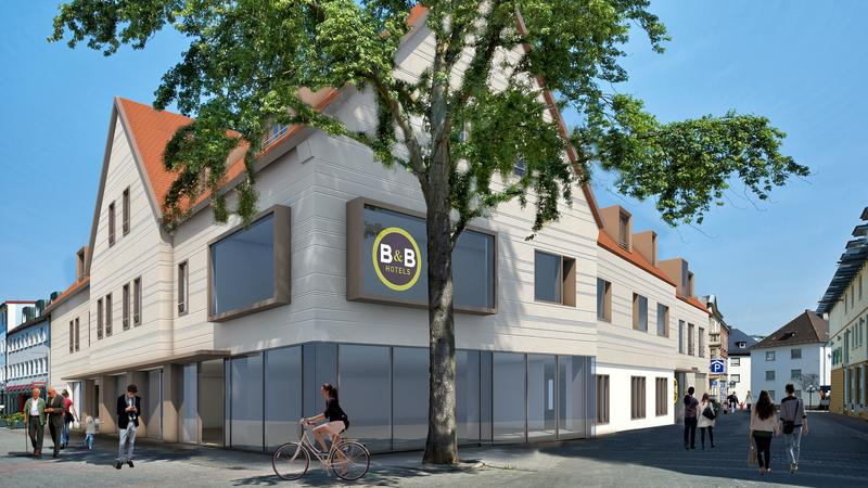 Hotel Statt Leerstand Neues Leben In Der Bayreuther Innenstadt Br24