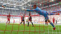 Das Düsseldorfer 1:1 gegen Regensburg | Bild:picture-alliance/dpa