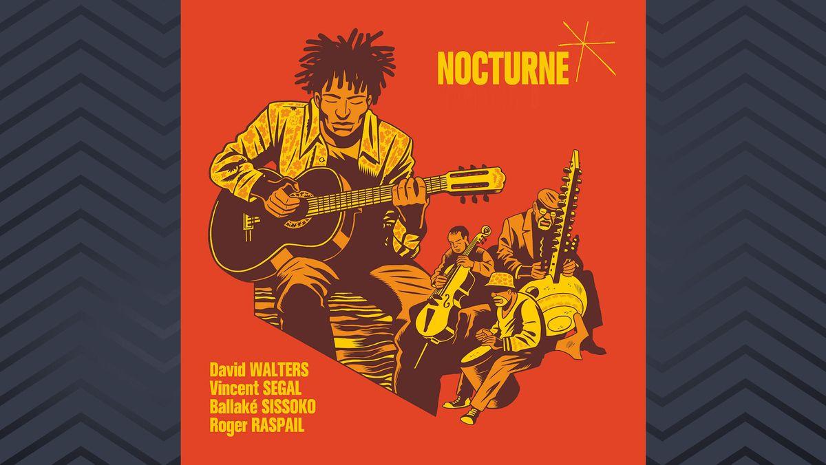"""Und so schaut's aus: Das Album """"Nocturne"""" von David Walters und Kollegen"""