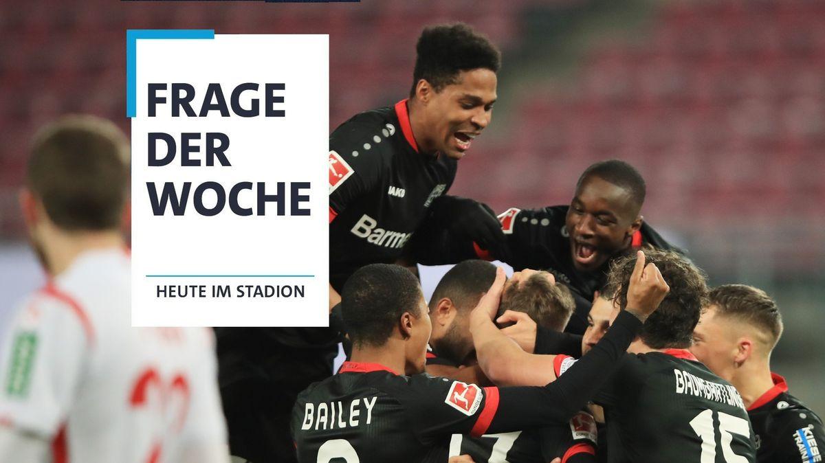 Die Frage der Woche: Kann Leverkusen die Bayern herausfordern?