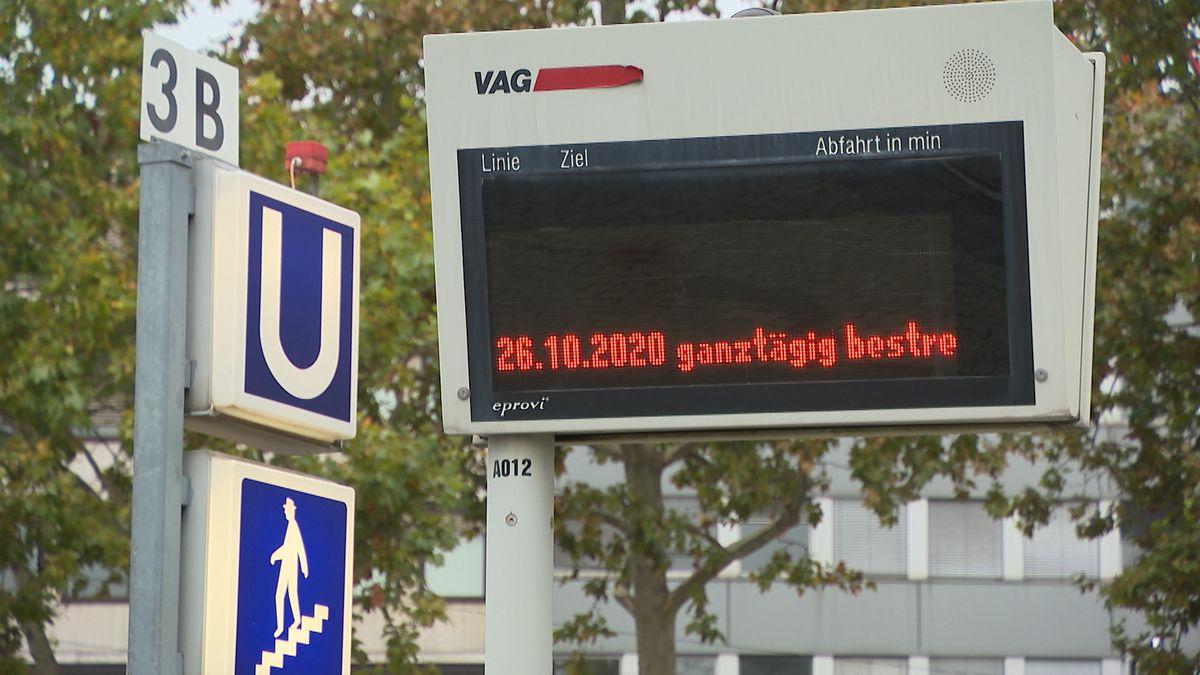 Im Tarifstreit beim Öffentlichen Nahverkehr beginnt die neue Woche mit neuen Warnstreiks. Elf bayerische Städte sind betroffen.