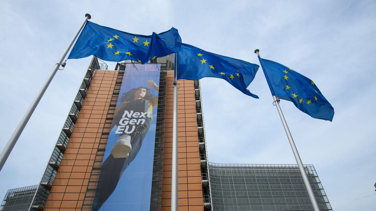 Das Berlaymont in Brüssel, Hauptsitz der EU-Kommission.
