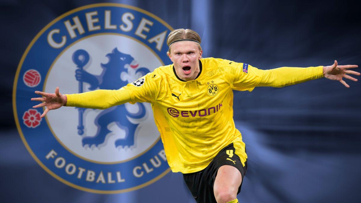 175 Millionen Euro für Erling Haaland? Der FC Chelsea soll dazu bereit sein